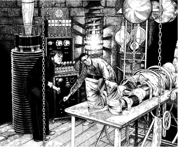 Frankenstein's Laboratory
