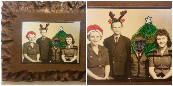 Drooling Bastard's 8th Christmas
