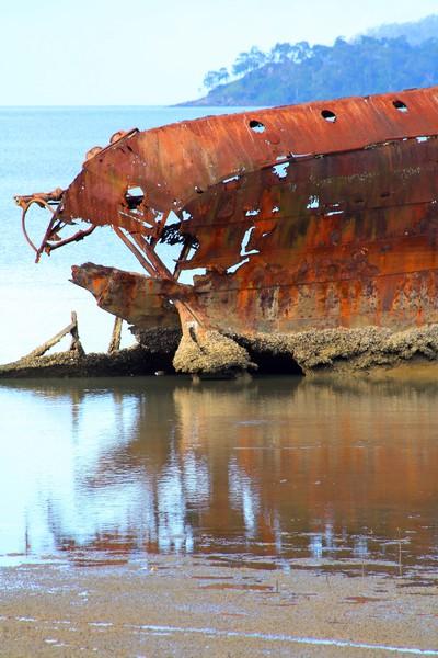 Pirahna Wreck