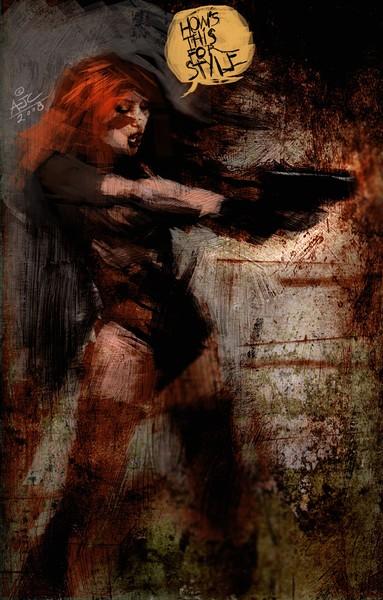 TEMPTATION GUN