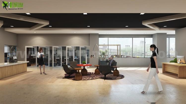 Attractive Modern Office