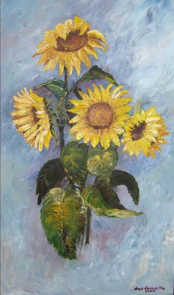 Los Girasoles (The sunflowers)