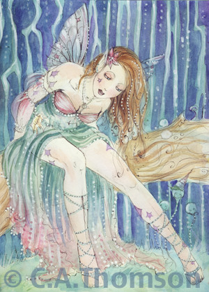 Daphne the Water Nymph
