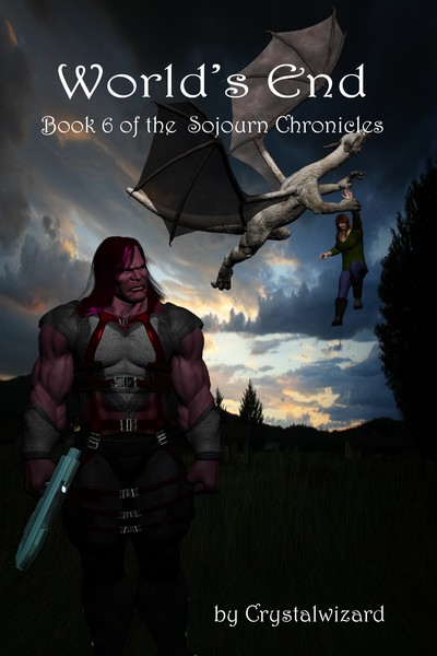 Word's End - book 6 of the Sojourn Chronicels cove