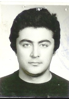 Shahram in Shiraz 1968