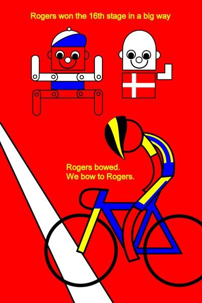 tour de france 2014 stage 16 rogers wins