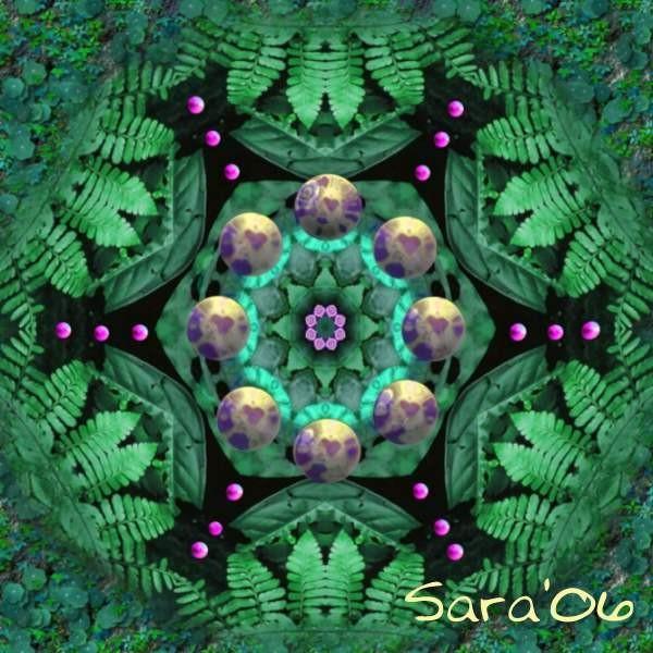 Rainforest Mandala