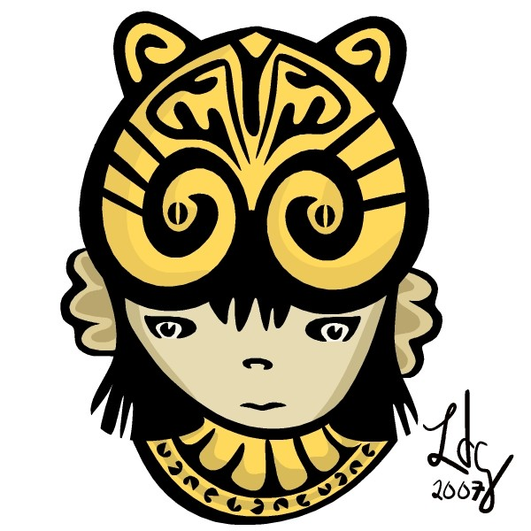 Prince of the Tiger People