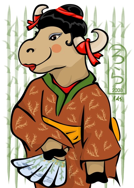 Year of the Ox (female) 2009