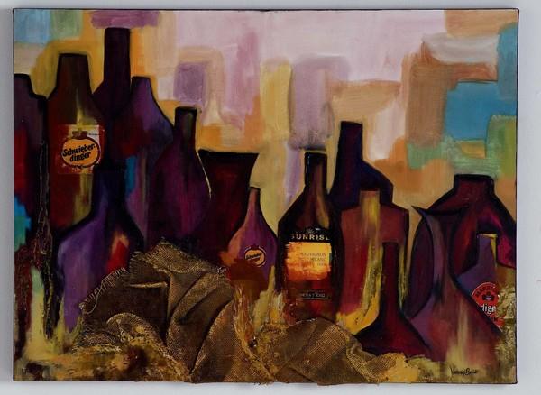 garrafas 1( wines 1)