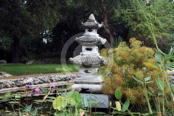 Pond Pagoda