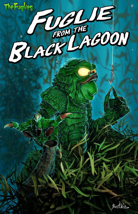 The Fuglie from the Black Lagoon