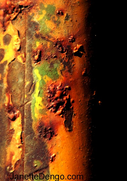 Rusted Rail