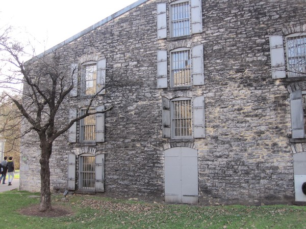 Woodford Reserve Brewery