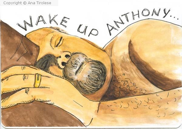 Wake Up Anthony