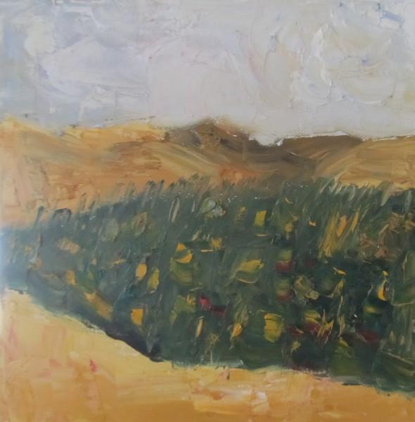 Sunflower Field, 2013