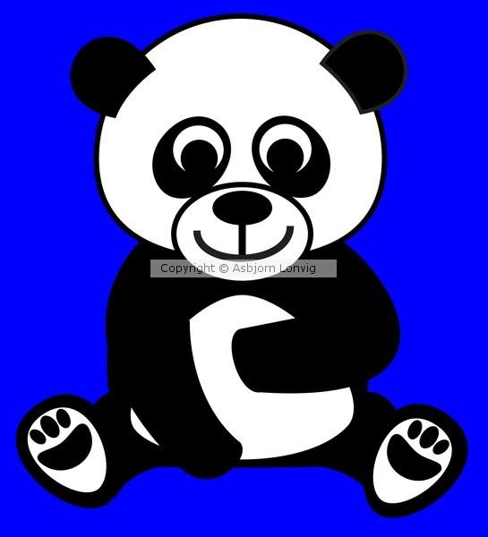 baby panda b