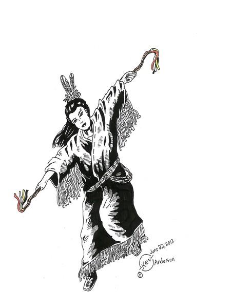 Shawl Dancer