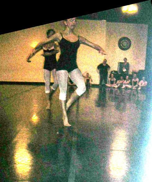 Dancers #3