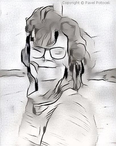 Romanka portrait variation XXIII