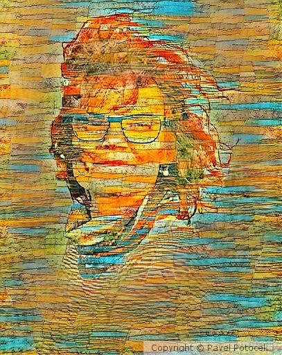 Romanka portrait variation XXIV