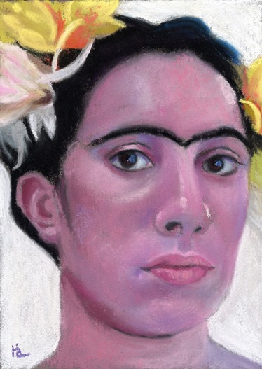 Facebook portrait #1 - Alicia