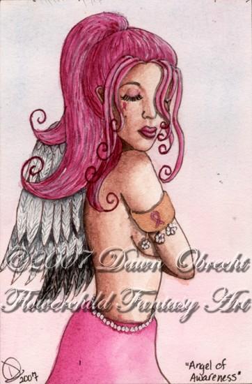 Angel of Awareness