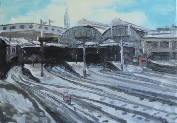 'Railroad station'