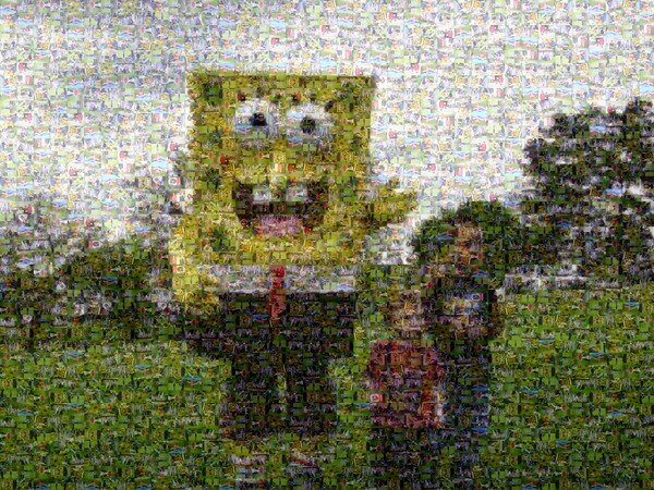 Another Mosaic for Tyler's B-Day