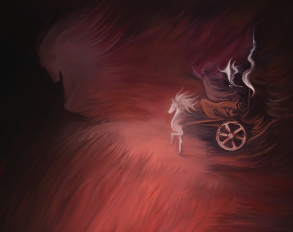 Carriages of fire.