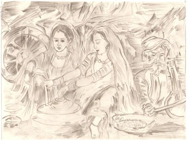 rajasthani folk2