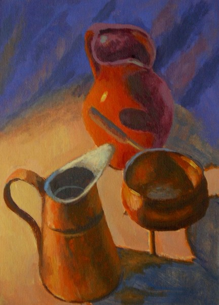 Warm still life