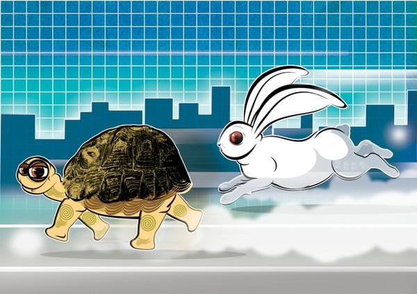 business illustration for strategist