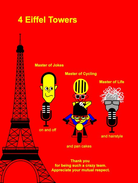 tour de france 2014 stage 21 4 eiffel towers