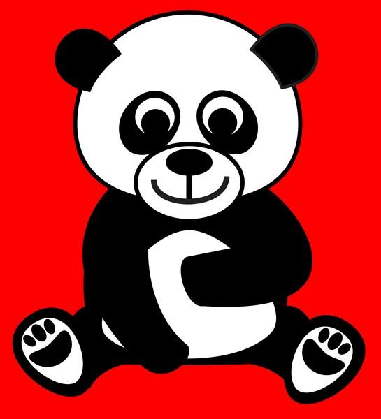 baby panda r