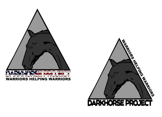 Darkhorse Project Logo Design