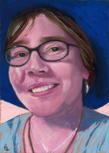 Facebook portrait #4 - Sarah