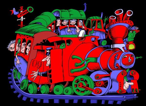 kid's train