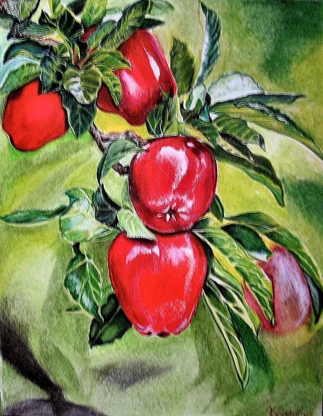 Apples ala naturale