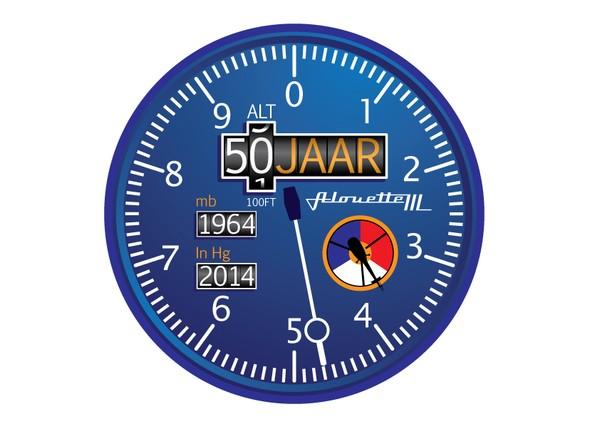 Altimeter Patch