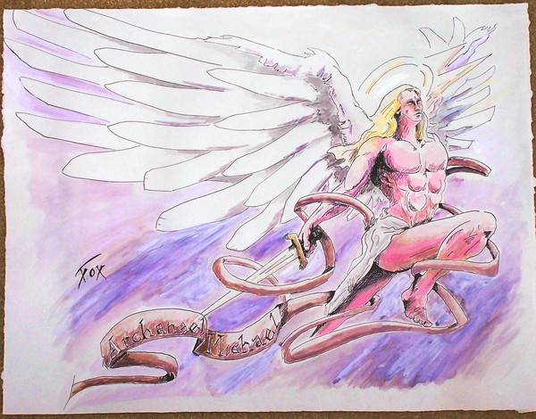 Archangel Michael ***SOLD***