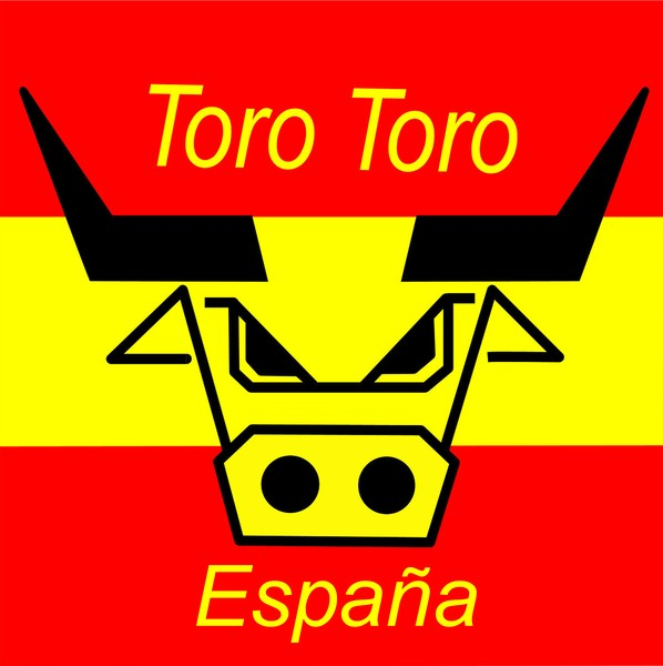 Bull Bull in Spain  Kopi