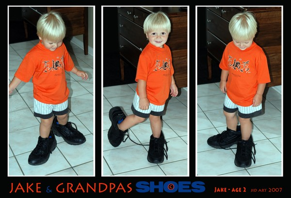 Jake & Grandpas Shoes