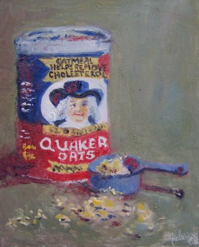 SOLD Oatmeal