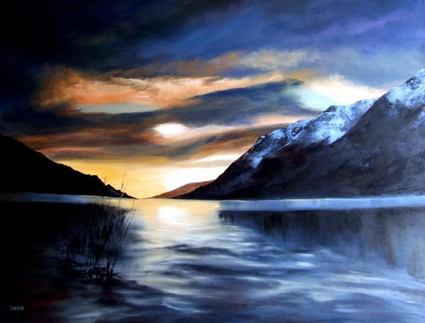 Loch Lochy, Scotland
