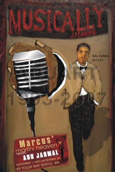 Marcus Martini (Self-Portrait)