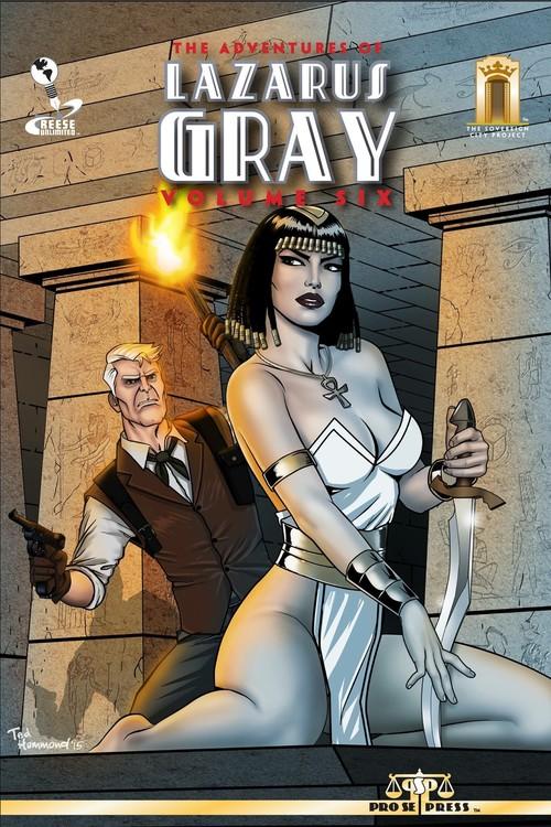 Lazarus Gray
