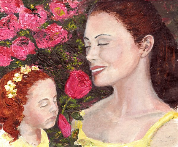 Flower of Womanhood
