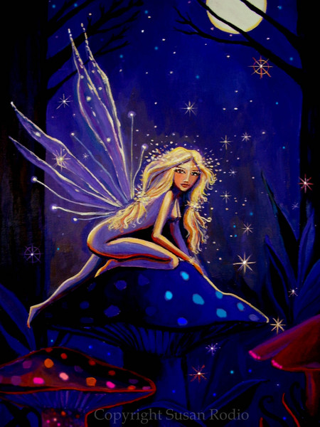 Magical Moonlight Faery
