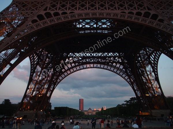 Metal Arches - Paris